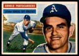 1956 Topps #53 Arnie Portocarrero G/VG