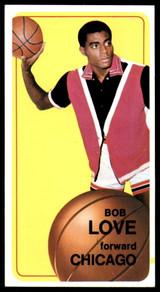 1970-71 Topps #84 Bob Love VG ID: 55206