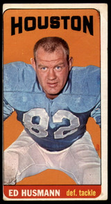 1965 Topps #79 Ed Husmann VG  ID: 90591