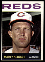 1964 Topps #166 Marty Keough EX/NM  ID: 82459