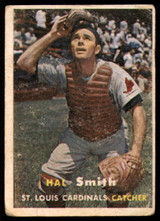 1957 Topps #111 Hal Smith G/VG