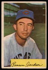 1954 Bowman #189 Randy Jackson G