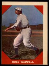 1960 Fleer #61 Rube Waddell DP EX ID: 53476