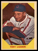 1960 Fleer #31 Tony Lazzeri DP EX ID: 53221
