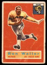 1956 Topps #102 Ron Waller G/VG