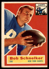 1956 Topps #89 Bob Schnelker VG ID: 79345