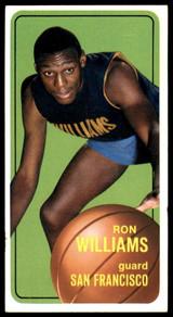 1970-71 Topps #8 Ron Williams EX/NM