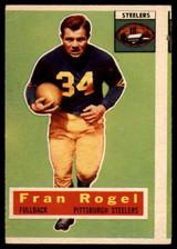 1956 Topps #15 Fran Rogel G/VG