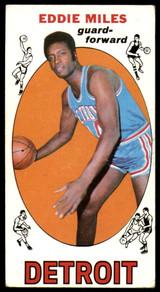1969-70 Topps #21 Eddie Miles VG/EX ID: 80719