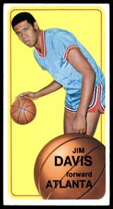 1970-71 Topps #54 Jim Davis EX/NM