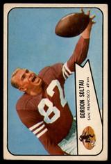 1954 Bowman #101 Gordon Soltau VG Very Good  ID: 96375