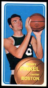 1970-71 Topps #27 Henry Finkel EX/NM