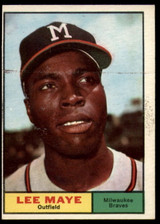 1961 Topps #84 Lee Maye EX++ Excellent++  ID: 96449