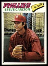 1977 Topps #110 Steve Carlton VG