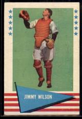 1961 Fleer #88 Jimmie Wilson EX++