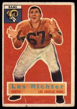 1956 Topps #30 Les Richter G