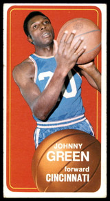 1970-71 Topps #81 Johnny Green EX++ Excellent++ RC Rookie
