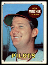 1969 Topps #285 Don Mincher EX++ Excellent++