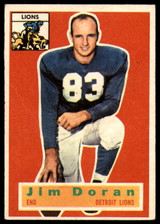 1956 Topps #80 Jim Doran G