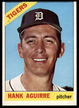 1966 Topps #113 Hank Aguirre EX/NM