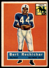 1956 Topps #84 Bert Rechichar G/VG