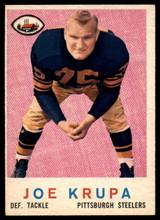 1959 Topps #144 Joe Krupa EX++
