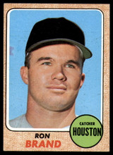 1968 Topps #317 Ron Brand EX++ Excellent++