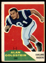 1960 Fleer #108 Alan Goldstein VG
