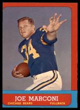 1963 Topps #66 Joe Marconi EX