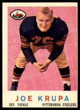 1959 Topps #144 Joe Krupa EX