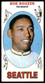 1969-70 Topps #89 Bob Boozer VG ID: 55065