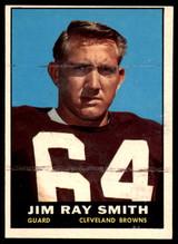 1961 Topps #73 Jim Ray Smith VG/EX