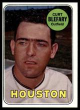 1969 Topps #458 Curt Blefary EX/NM