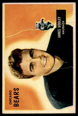 1955 Bowman #40 Jim Dooley G