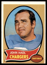1970 Topps #73 John Hadl EX/NM