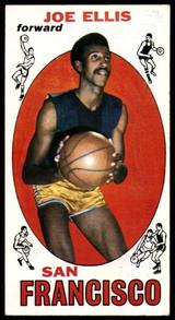 1969-70 Topps #57 Joe Ellis VG ID: 54923