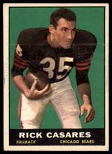 1961 Topps #12 Rick Casares VG