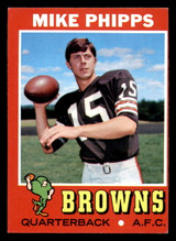 1971 Topps #131 Mike Phipps Excellent+ RC Rookie