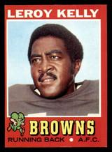 1971 Topps #157 Leroy Kelly Ex-Mint