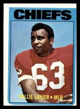 1972 Topps #35 Willie Lanier Miscut