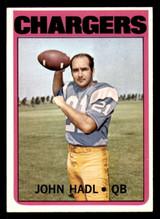 1972 Topps #15 John Hadl Excellent+