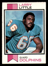 1973 Topps #440 Larry Little Excellent+