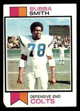 1973 Topps #155 Bubba Smith Poor