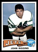 1975 Topps #313 John Riggins Near Mint  ID: 301490