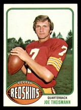 1976 Topps #231 Joe Theismann Excellent+