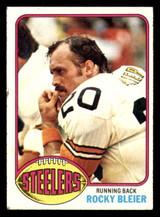 1976 Topps #522 Rocky Bleier Excellent