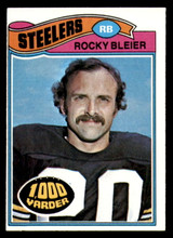 1977 Topps #281 Rocky Bleier Ex-Mint