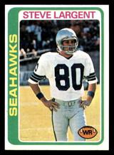 1978 Topps #443 Steve Largent Near Mint