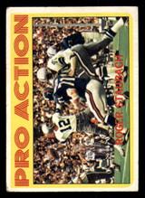 1972 Topps #122 Roger Staubach IA Good  ID: 301698