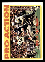 1972 Topps #122 Roger Staubach IA Excellent+  ID: 301699